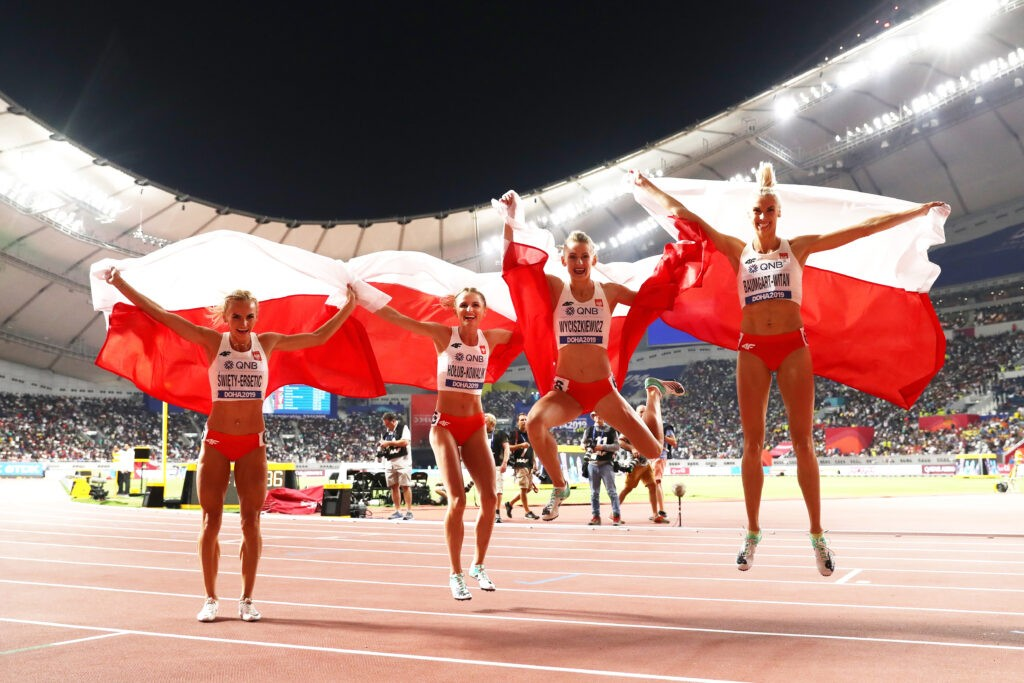 Zdjęcie do wiadomości: Najlepsi sprinterzy na Śląskim
