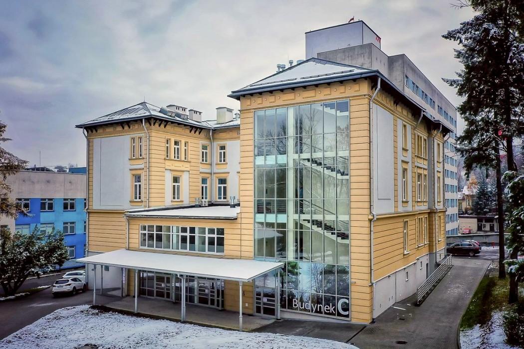 Zdjęcie do wiadomości: Szpital Śląski w Cieszynie bogatszy o nowe oddziały