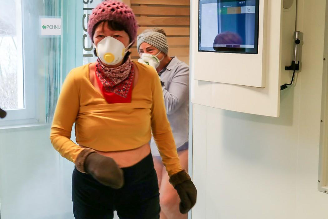 Zdjęcie do wiadomości: Zimno pomaga w leczeniu stawów, dyskopatii kręgosłupa, a nawet depresji