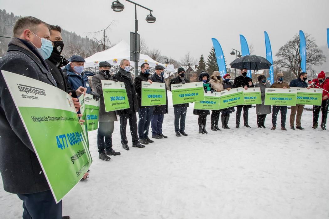 Zdjęcie do wiadomości: Finansowa pomoc dla gmin turystycznych
