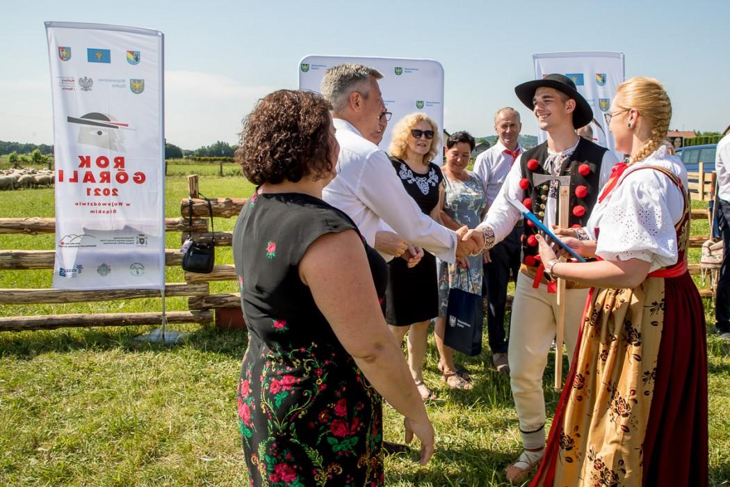 Zdjęcie do wiadomości: Owca Plus nagradza za szacunek dla tradycji i ochronę środowiska