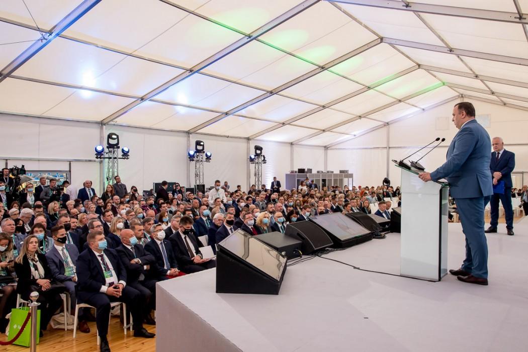 Otwarcie Europejskiego Forum Przyszłości. fot. Tomasz Żak / UMWS