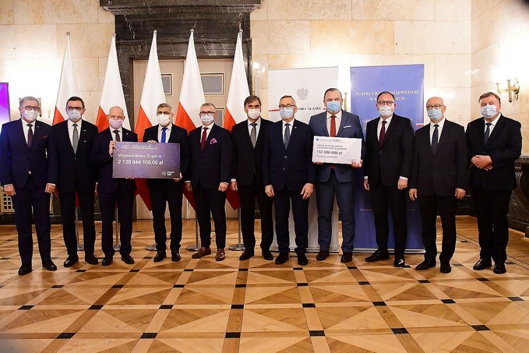 Zdjęcie do wiadomości: Polski Ład zmieni Śląskie