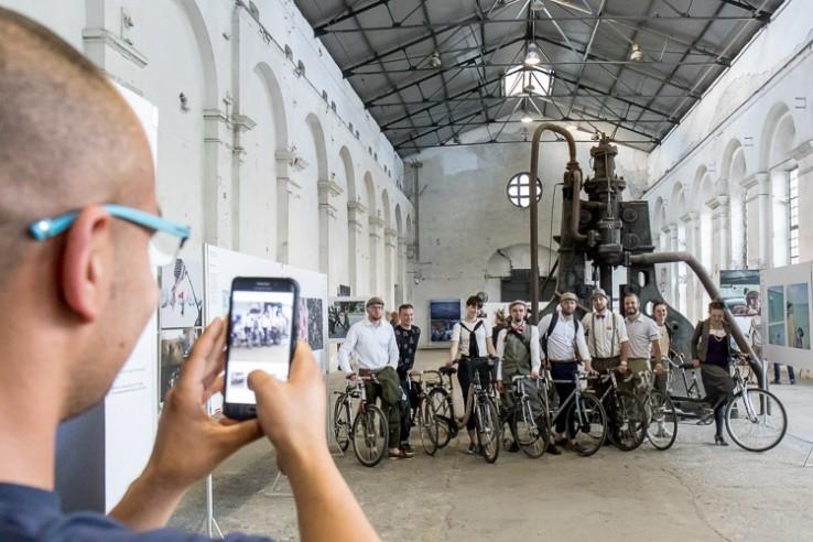 N/z hala Huty Królewskiej w Chorzowie - obiekt zaprzyjaźniony INDUSTRIADY 2017