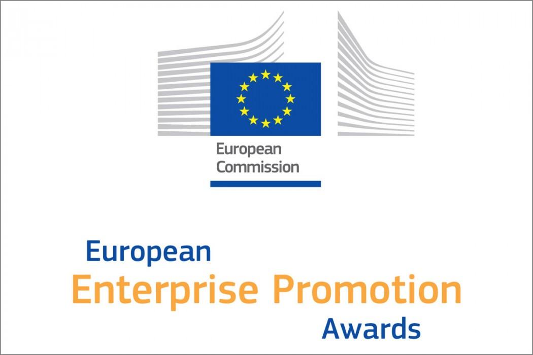 Europejskie Nagrody Promocji Przedsiębiorczości - logo