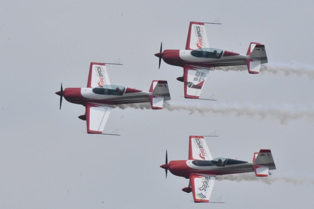 Zdjęcie do wiadomości: Największy Śląski Air Show już za nami