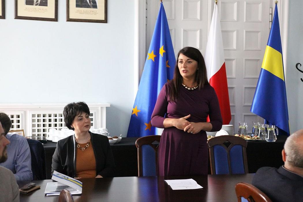 Zdjęcie do wiadomości: I posiedzenie Regionalnego Komitetu Rozwoju Ekonomii Społecznej