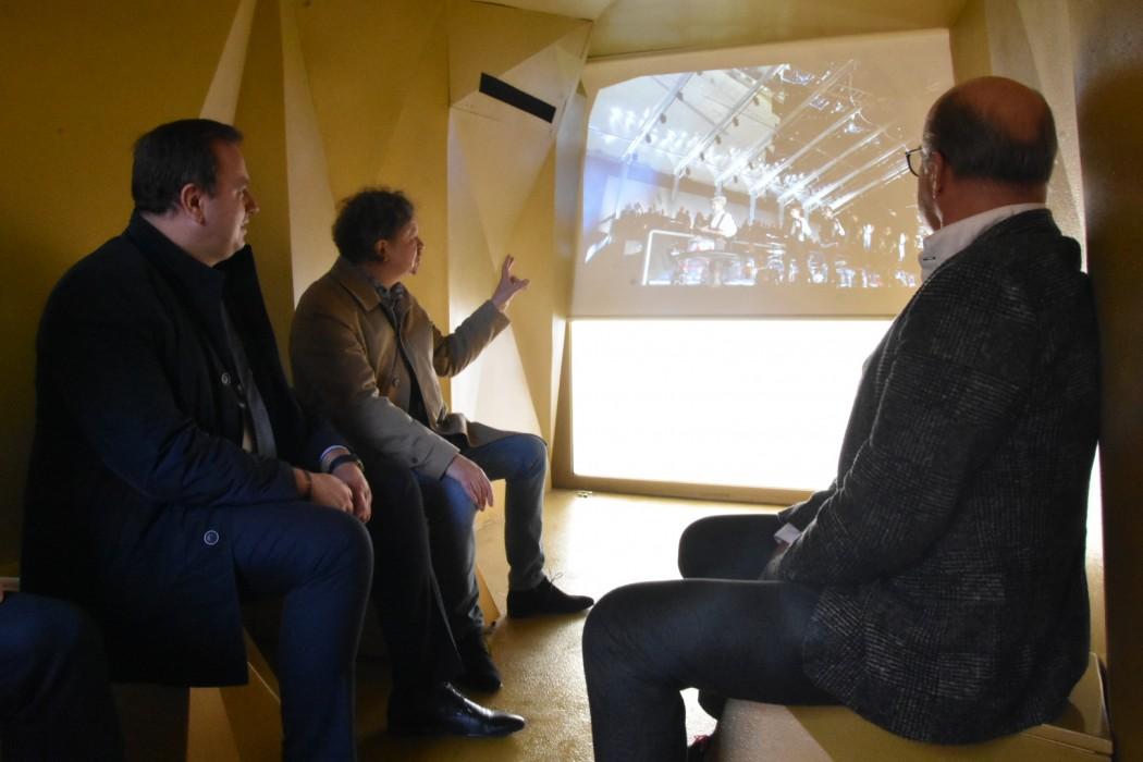 Zdjęcie do wiadomości: Wystawa mobilna EX Silesia Lux – Światło ze Śląska