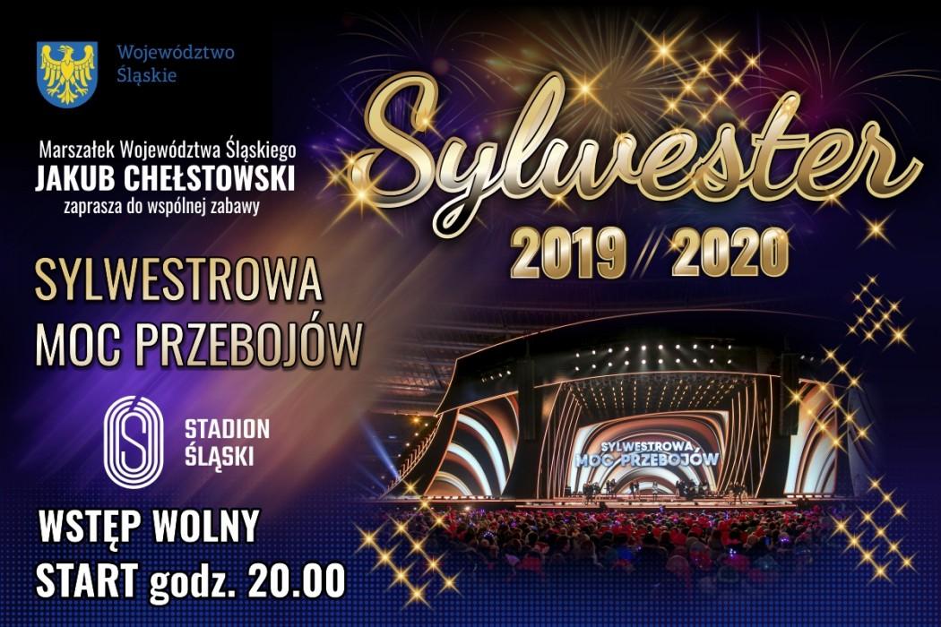 Zdjęcie do wiadomości: Sylwestrowa Moc Przebojów ponownie na Stadionie Śląskim