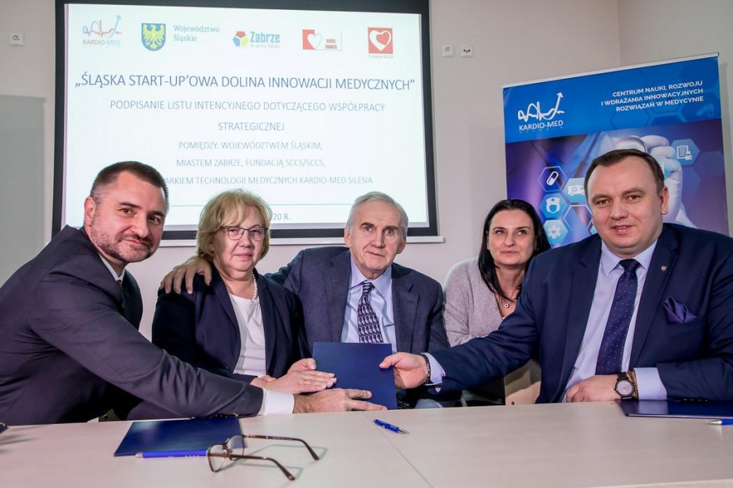 Zdjęcie do wiadomości: W Województwie Śląskim powstaje Dolina Innowacji Medycznych