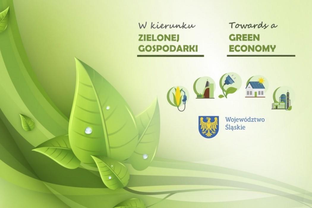Zdjęcie do wiadomości: Śląskie dla zielonej gospodarki