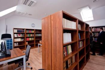 Biblioteka. fot. arch UMWS Tomasz Żak