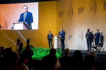 XII Europejski Kongres Gospodarczy. fot. Tomasz Żak / UMWS