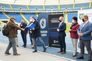 Śląskie wspiera kluby sportowe