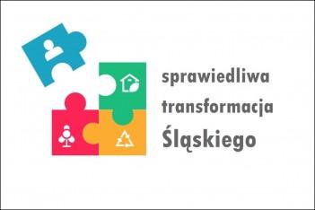 Logo Regionalnego Planu Sprawiedliwej Transformacji