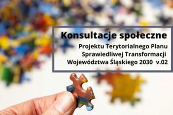 Konsultacje społeczne projektu Terytorialnego Planu Sprawiedliwej Transformacji