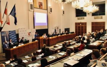 O gospodarczej współpracy w Ostrawie