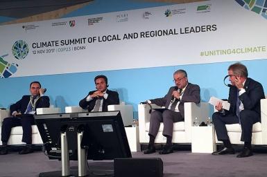 Regiony regionom - w ochronie klimatu