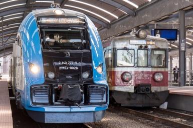Poprawa oferty przewozowej w rozkładzie jazdy pociągów 2017/2018