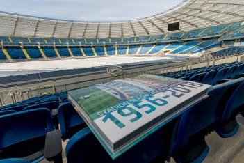 """Stadion Śląski. Kocioł Czarownic – 1956–2018"""