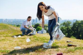 Biegaj ekologicznie