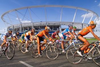 Tour de Pologne na Stadionie Śląskim