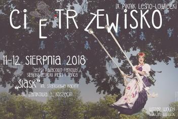 """Zespół Pieśni i Tańca """"Śląsk"""" zaprasza na IX piknik leśno-łowiecki """"Cietrzewisko"""""""