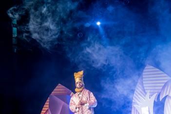 Książe Apsik i Smog na deskach