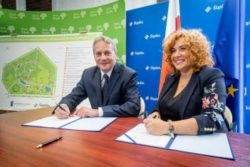 Nowe otwarcie Parku Śląskiego