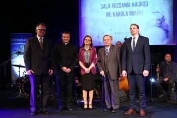 Nagrody im. Karola Miarki 2018