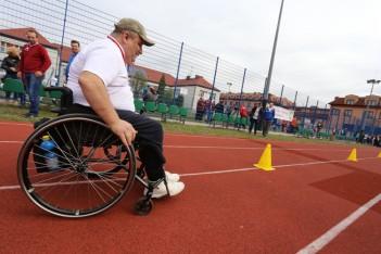 W Zawierciu o laury sportowe konkurowali niepełnosprawni