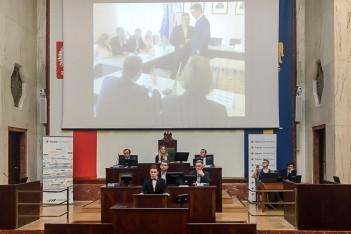 Sesja Młodzieżowego Sejmiku Województwa Śląskiego