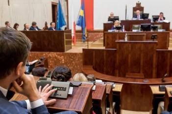 Znamy komisje stałe Sejmiku