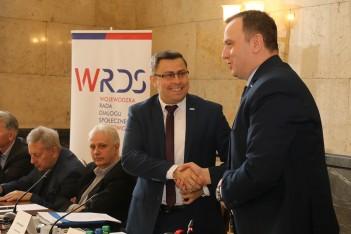 WRDS z nowym przewodniczącym