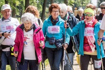 VI Ogólnopolski Marsz Nordic Walking – zapisz się!