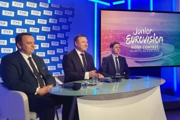 Finał Eurowizji Junior odbędzie się w Gliwicach