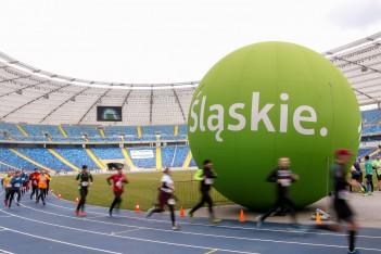 2346 osób ukończyło Bieg Wiosenny z metą na Stadionie Śląskim