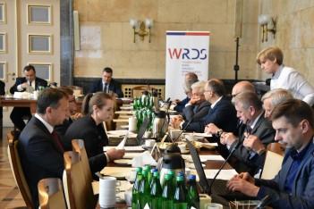 Ochrona środowiska w dyskusji WRDS