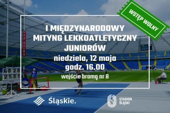 I Międzynarodowy Mityng Lekkoatletyczny Juniorów