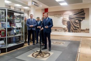Wielka defilada wojskowa w Katowicach