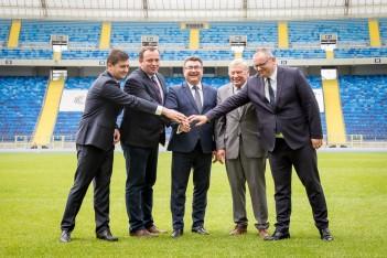 Polska Grupa Górnicza patronem Stadionu Śląskiego