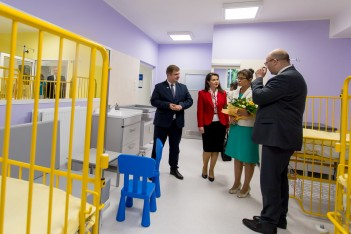 Nowy Oddział Pediatryczny w Jastrzębiu-Zdroju