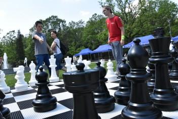 Sport i zabawa na Pikniku Integracyjnym