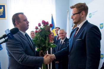Minister Michał Woś podsumował pracę dla regionu