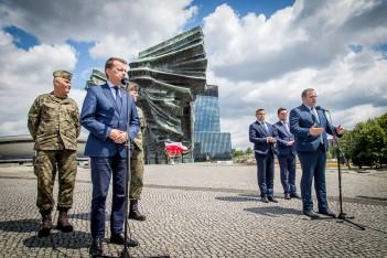 """""""Wierni Polsce"""" w stulecie Powstań Śląskich"""