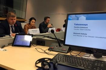 Współpraca na rzecz transformacji regionu