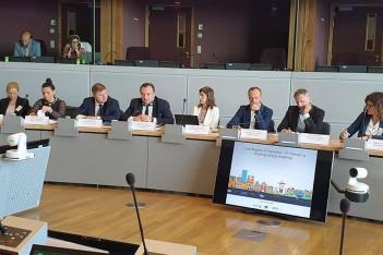 Platforma CRIT Spotkanie bilateralne