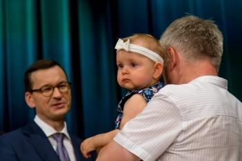 Premier z wizytą w regionie