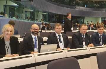 Spotkanie grup roboczych Platformy Regionów Górniczych