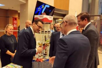 Województwo Śląskie na POLSKA Food Festival w Brukseli